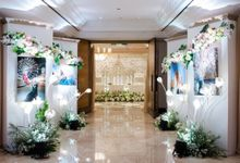 Grand Hyatt, 10 Aug '19 by Pisilia Wedding Decoration