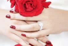Beautiful in White by CLARTE Jewellery