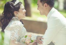 Prewedding of Rizky-Nesya at Alissha by Alissha Bride