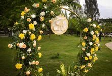 Wedding Adita & Andri by Garis Decoration