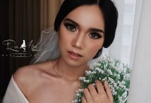 Makeup wedding for Ms Riri by Rere Hou Make-Up Art