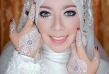 Wedding Mutiara & Maulana by Ficelle Photography