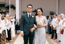 The Wedding of Tya & Wishnu by Decor Everywhere
