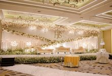 Pullman Thamrin, 1 Aug '19 by Pisilia Wedding Decoration