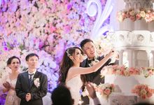 The Wedding of Alvin & Alvina by Infinity Wedding Planner