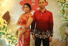 Engagement Yesica & Adhy by Point One Wedding Organizer