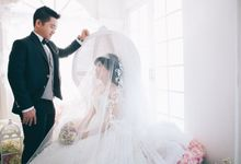 Ruslan And Marcella Prewedding by Robin Alfian Photography