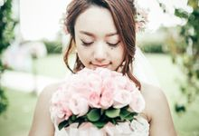 Bali Wedding Photo - Nidal & Hikaru by BPSO