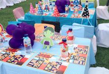 Kids Birthday Venue by Sector Restaurant | Lounge and Event House