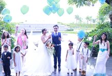 JASMINE AND CHRIS WEDDING by Rumah Luwih Beach Resort