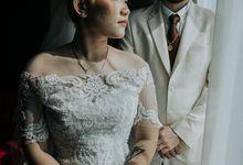 Wedding Connor & Kezia by KianPhotomorphosis