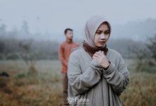 Ilham & Gista by ejafoto