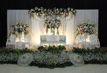 Aldy & Nelly Wedding Decoration by Our Wedding & Event Organizer