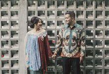 Riri & Adnan Engagemnt by Saenna Planner
