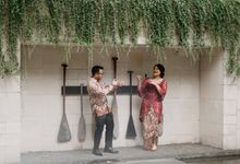 The Engagement of Dila & Rizky by XO.Photoworks