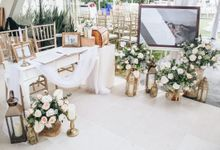 Wedding Stephen & Maria at Phalosa by Red Gardenia