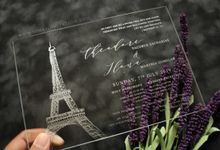 Theo & Ilona by Vinas Invitation