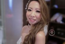kuala lumpur Lynn Wedding Day by Stephy Ng Makeup and Hair