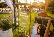 Gemilang and Ester Wedding by Geo Open Space