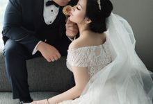 Wedding Day by Gio - Tommy Cynthia by Loxia Photo & Video