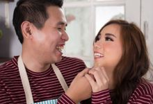 Leo & Ingrid Prewedding by csmakeuparts