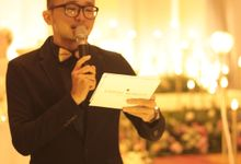 Wedding of Filipi & Fenny by MC Samuel Halim