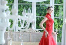 RED DRESS by natalia soetjipto