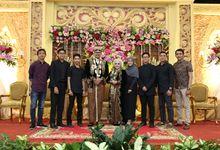 Winda Hutami & Pandji Wedding Reception by Dix Music Entertainment