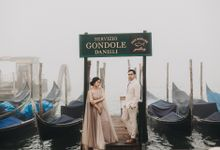 Puspa & Haqi Prewedding by Dhika & Hape by MA Fotografia