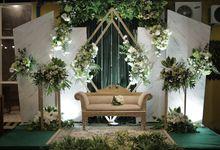 Warung Apung Rahmawati Lontar by Deandra Wedding Planner
