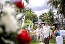The Wedding Trisna & Andries by Bondan Photoworks
