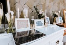 Romantic Wedding of Alan & Joylyn by Silverdust Decoration