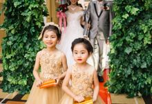 Jhon & Yenny Wedding by Lemo Hotel