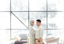 Pre-wedding Santi & Iqbal by Chandmotion