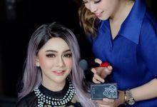 Makeup Beautiful Miss Jenita Janet by Natcha Makeup Studio