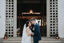 Niall & Shaqira Bali Wedding by Lentera Wedding