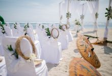 Sarah & Kelvin - Legal Wedding by Hotel Ombak Sunset