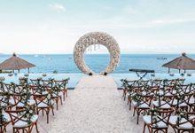 Romantic Wedding of Alan & Joylyn by Silverdust Decoration