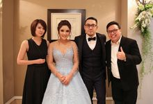Artist Wedding by Terrence and Friends Music Entertainment & Production