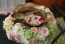 JAVANESE TRADITIONAL PRE WEDDING RITUAL by Bali Izatta Wedding Planner & Wedding Florist Decorator
