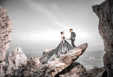 David & Elizabeth Prewedding by PhiPhotography