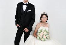 prewedding of David & agatha by ChrisYen wedding boutique