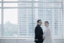 Holy Matrimony from Monic & Michael by  Menara Mandiri by IKK Wedding (ex. Plaza Bapindo)