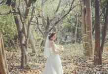 Prewedding of Christian-Vina at Alissha by Alissha Bride