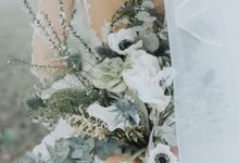 Wintry Bouquet by The Green Room