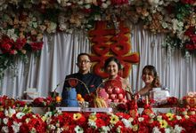 Engagenent Day for Adit and Liana by JIMMY & LIECHEN MC and Magician Wedding Specialist