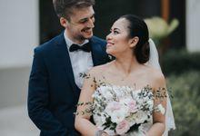 Niall & Shaqira Bali Wedding by Lentera Production