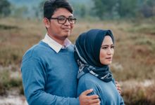 S & N Prewedding Session by Segarmata Photography