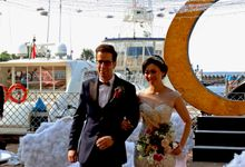 Wedding Sebastian & Diva (15 Maret 2020) by Batavia Sunda Kelapa Marina