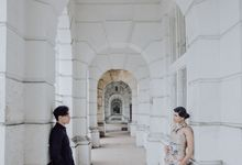 Prewedding Aji & Julia by storyoflevine